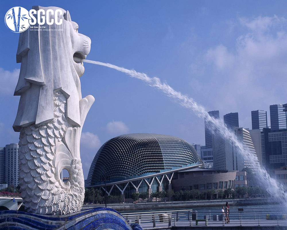 Travel guide Singapore from A to Z