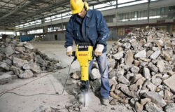 Professional drilling process of concrete cutting in Lai Vung