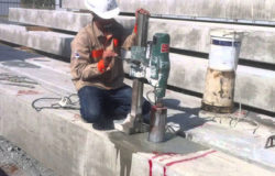 Factors only in Hung Vy concrete drilling and drilling in Cho Lach