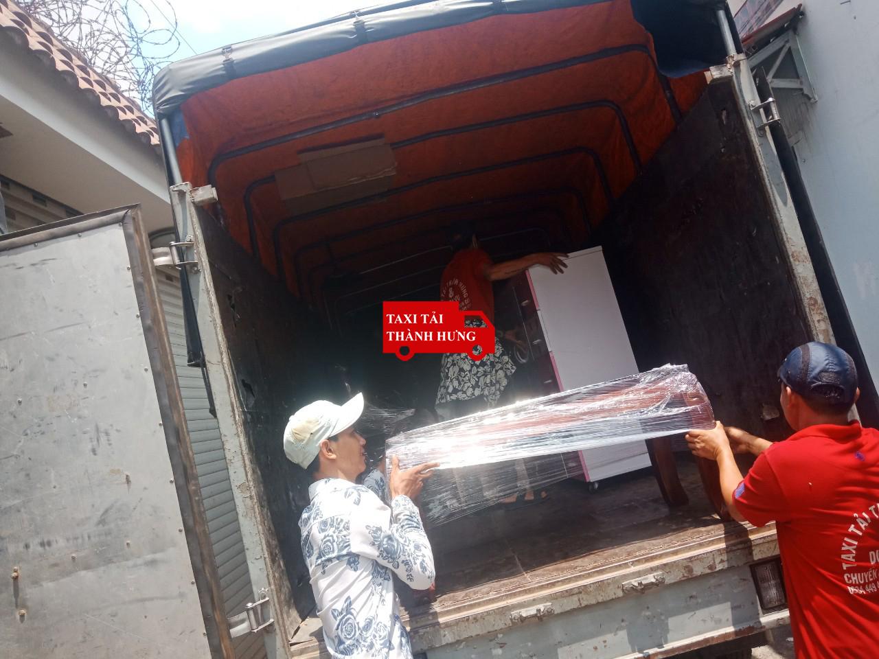 chuyển nhà thành hưng,Taxi tải Thành Hưng TPHCM năm 2020
