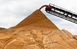 Cung cấp giá cát xây dựng tại các công trình
