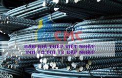 Dấu hiệu nhận biết thép xây dựng Việt Nhật chính hãng