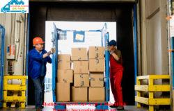 Dịch vụ bốc xếp hàng hóa 24 quận huyện giá rẻ tại Tphcm