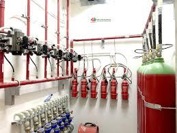 Hệ thông chữa cháy
