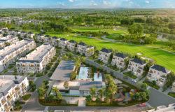 Dự án biệt thự sân golf West Lakes Golf & Villas hưởng lợi nhiều từ cơ sở hạ tầng