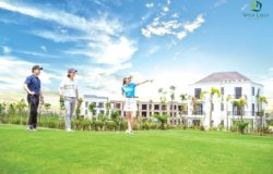 Thiết kế đẳng cấp Châu Âu của dự án biệt thự West Lakes Golf & Villas Long An