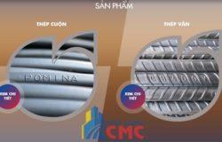 Giá sắt thép Pomina trong nước luôn có sự biến động phụ thuộc vào thị trường sắt thép thế giới
