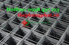 Đơn vị cung cấp lưới thép hàn mạ kẽm giá rẻ tại Thành Phố Hồ Chí Minh