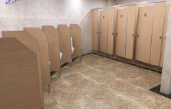 Công ty Hùng Phát nhận báo giá vách ngăn vệ sinh