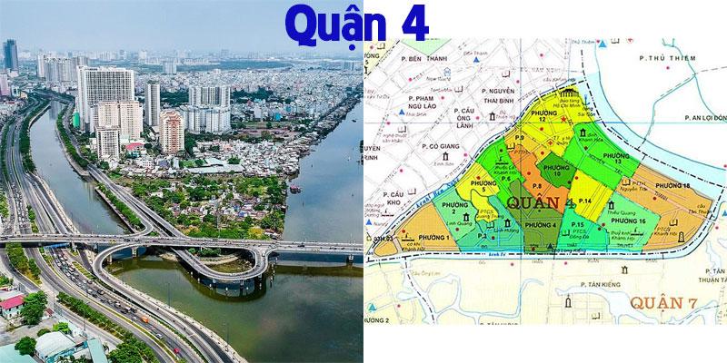 Chuyển nhà quận 4 đường Nguyễn Hữu Hào