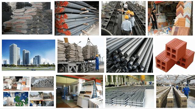 Top 10 công ty phân phối vật liệu xây dựng uy tín, giá tốt tại Tphcm