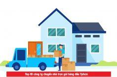 Top 10 công ty chuyển văn phòng giá tốt dịch vụ uy tín tại Tphcm