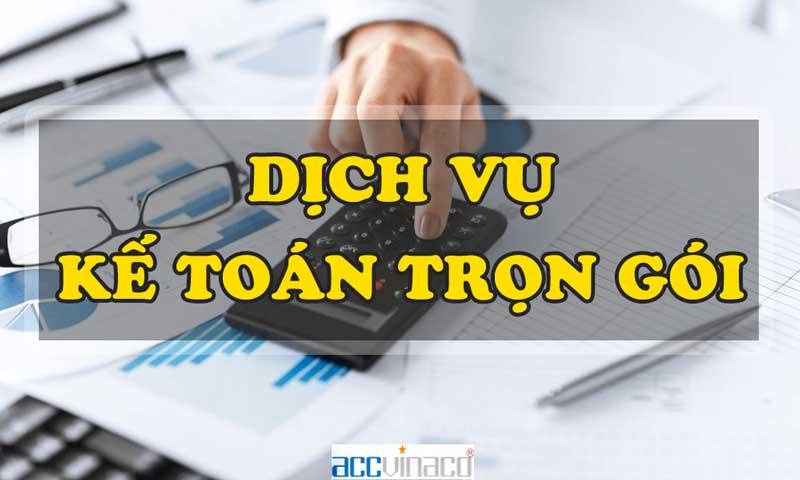 Dịch vụ kế toán uy tín tại Quận Tân Bình