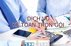 Dịch vụ kế toán trọn gói của ACC Việt Nam năm 2021