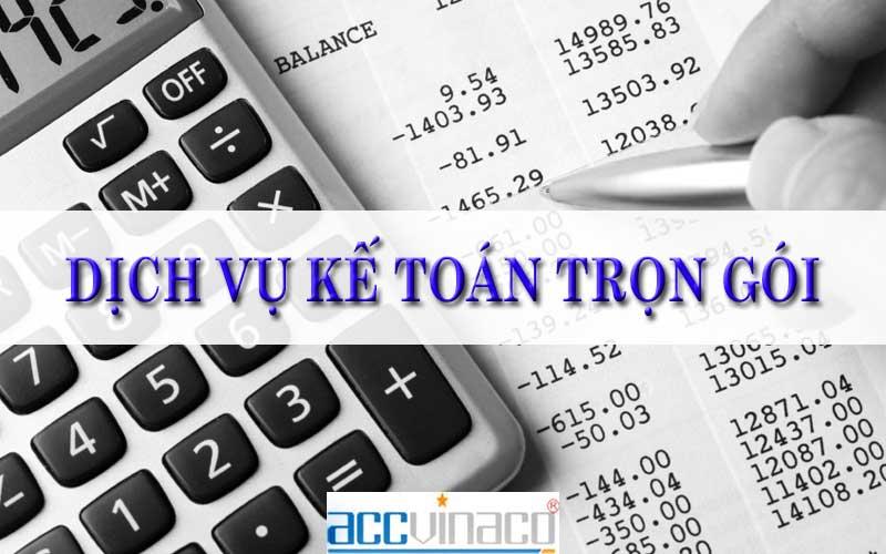 Dịch vụ kế toán uy tín tại Quận Tân Phú