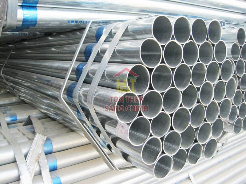 Bảng giá sắt ống mạ kẽm
