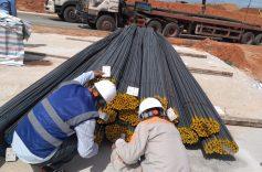Thép xây dựng Việt Nhật P10, P12, P14